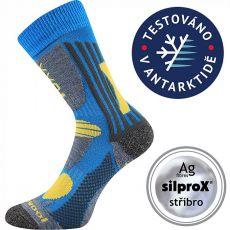 Dětské ponožky VOXX - Vision - modrá   30-34