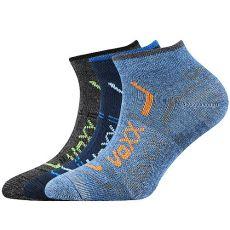 Dětské ponožky VOXX - Rexik 01 - kluk   20-24, 25-29, 30-34, 35-38