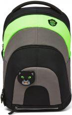 Dětský multifunkční batoh Affenzahn Daydreamer Panther - black