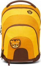 Dětský multifunkční batoh Affenzahn Daydreamer Tiger - yellow