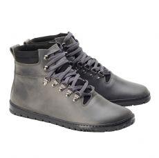 Kožené boty ZAQQ EXPEQ wide Grey Waterproof | 39, 43