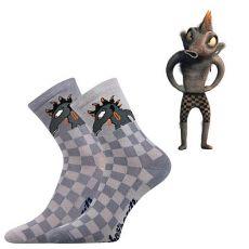 Ponožky Lichožrouti - Kudla   27-32, 33-38, 39-42