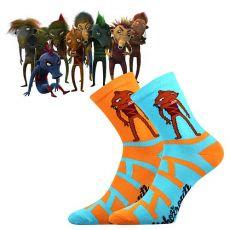 Ponožky Lichožrouti - Rezek   27-32, 33-38