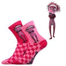 Ponožky Lichožrouti - Žiletka   27-32, 33-38, 39-42