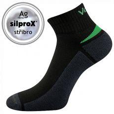Ponožky VOXX pro dospělé - Aston silproX - černá   35-38, 39-42, 43-46