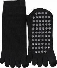 Prstové ponožky Prstan 06 - černá   36-41, 42-46