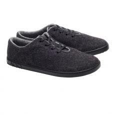Vlněné boty ZAQQ LIQE dark grey | 42