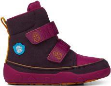 Dětské zimní barefoot boty Affenzahn Comfy Jump midboot - vegan - Bird | 23, 25, 26, 27, 28, 29, 31