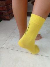 Barefoot PoNOŽKA žlutá   37-38, 39-41, 42-44, 45-47