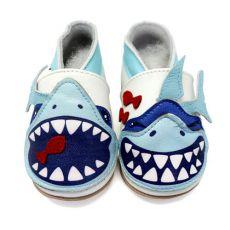 Capáčky Lait et Miel žralok | 12-18 M