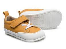 Celoroční kožené boty zapato FEROZ Turia mostaza | S, L, XL