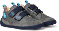 Dětské barefoot boty Affenzahn Buddy Forever leather - midcut Bear | 23, 25, 27