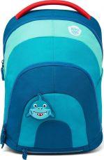 Dětský multifunkční batoh Affenzahn Daydreamer Shark - petrol
