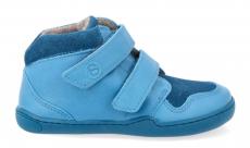 Kotníkové zimní boty bLIFESTYLE - MAKI - tyrkys   22, 23, 24, 25, 27, 28, 29