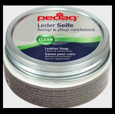 Pedag LEATHER SOAP čisticí mýdlo na boty z hladké usně včetně TEX-membrán