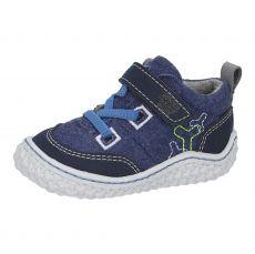 Vlněné barefoot boty RICOSTA Filou M nautic 17218-174 | 20, 21, 22, 23, 24, 25, 26
