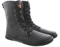 Barefoot zimní boty Koel lady FARO black | 36, 37, 38, 43, 39, 40, 41, 42