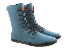 Barefoot zimní boty Koel lady FARO turquoise | 37, 38, 39, 40, 41, 42, 43