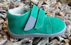 Beda Barefoot - SAM zimní boty s membránou | 20, 21, 22, 23, 24