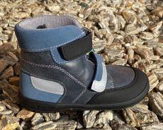 Jonap barefoot boty FALCO tmavě modré | 23, 24, 27, 29, 30