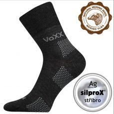 Ponožky VOXX pro dospělé - Orionis ThermoCool - tmavě šedá   35-38, 39-42, 43-46