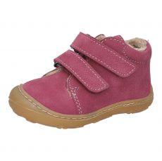 Zimní barefoot boty RICOSTA Chrusty M fuchsia 12236-362 | 20, 22, 23, 24, 25, 26