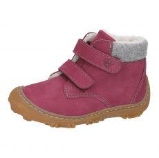 Zimní barefoot boty RICOSTA Nico fuchsia 15305-364 | 20, 21, 22, 23, 24, 25, 26