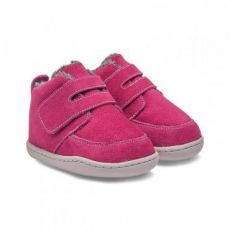 Barefoot Little Blue Lamb Biga dark pink bosá