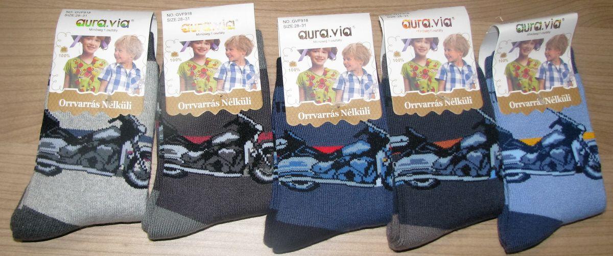 Barefoot Termo ponožky pro kluky bosá