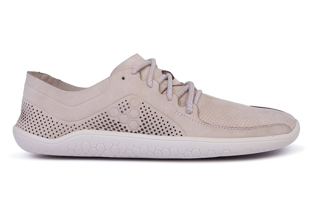 Barefoot Vivobarefoot PRIMUS LUX M Leather Natural bosá