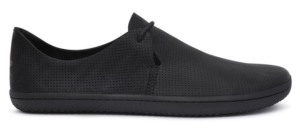 Barefoot Vivobarefoot RIF M Leather Black/Hide bosá