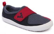 Vivobarefoot MINI PRIMUS K Mesh Black/Red