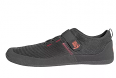 Barefoot FX TRAINER 3 Black/Red Sole runner bosá