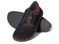 Barefoot Sole runner KARI Black bosá