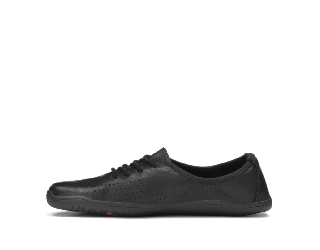 Barefoot Vivobarefoot MIA L Leather Black bosá