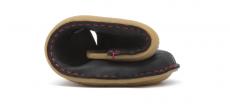 Barefoot Vivobarefoot ABABAM leatherBlack bosá