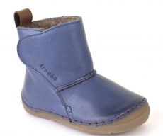 Froddo winter boots Sheepskin blue (válenky)