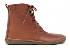 Vivobarefoot GOBI HI TOP L Leather Tobacco