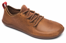 Barefoot Vivobarefoot PRIMUS LUX WP M Leather Chestnut bosá