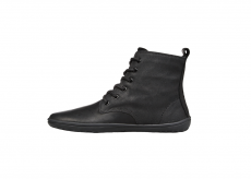 Barefoot Vivobarefoot SCOTT M Leather Black bosá
