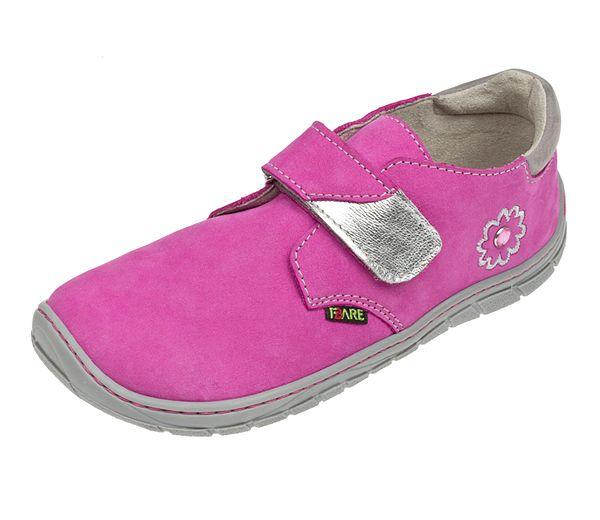 Barefoot FARE BARE dětské celoroční boty 5212261 bosá