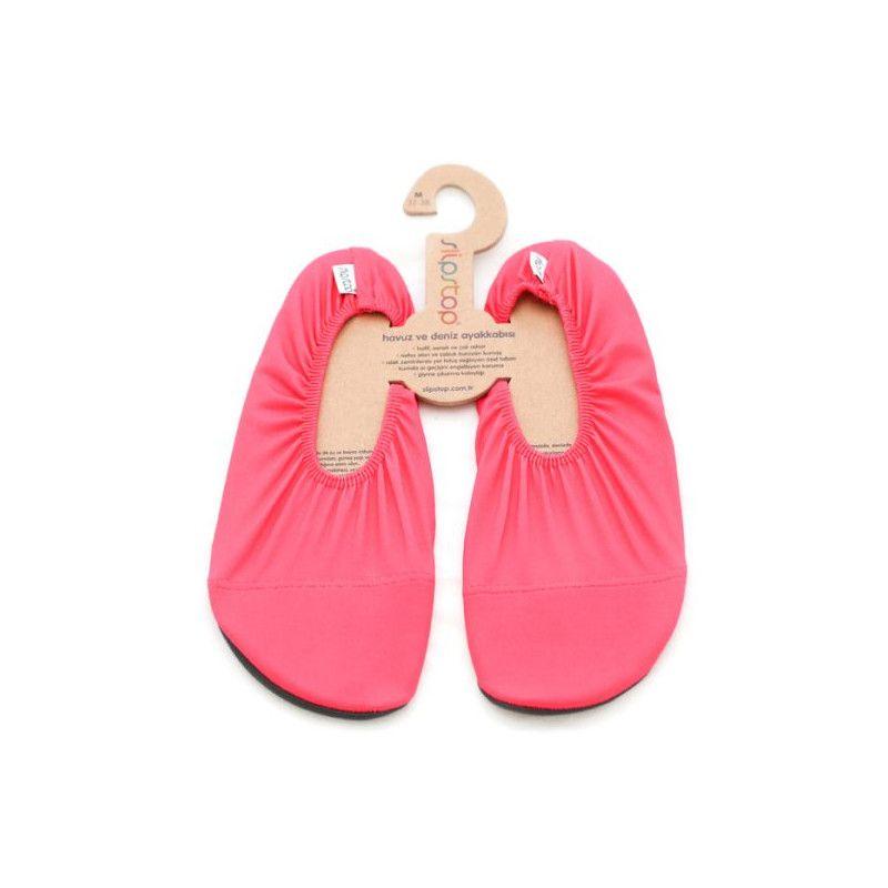 Barefoot Slipstop Pink bosá