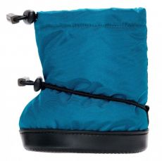 Barefoot STONZ booties Orca Teal PLUSfoam bosá