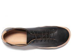 Barefoot VIVOBAREFOOT BANNISTER 2 M LEATHER BLACK bosá