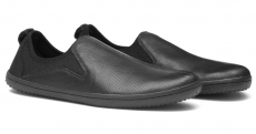 Barefoot VIVOBAREFOOT SLYDE L LEATHER BLACK bosá