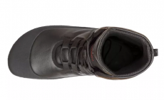 Barefoot Sole runner TRANSITION VARIO 3 Black Leather bosá