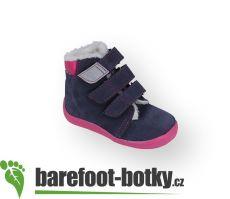 Beda Barefoot - Elisha - zimní boty s membránou