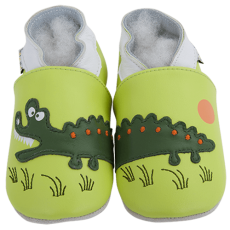 Capáčky Lait et Miel krokodýl