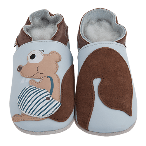 Barefoot Capáčky Lait et Miel veverka bosá