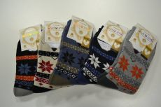 Termo ponožky dámské